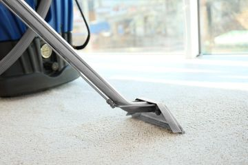 Carpet Steam Cleaning by Sparkling Klean
